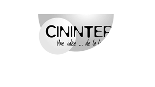 Cininter B Live Group Logo BW